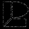 La rosa descalza (logo)
